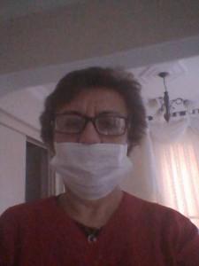 durdane korkmaz maske