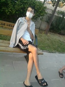 erdi berkay cigdem kuzucu maske