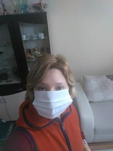 esen atagun maske