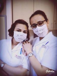 hemsireler maske