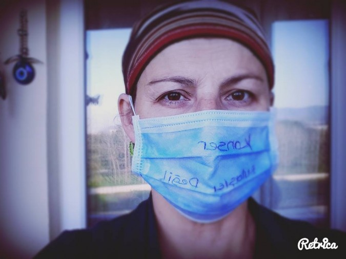 nursen karadeniz maske